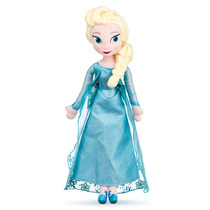 Princesa Elsa De Frozen Abrazable, Original De Disney