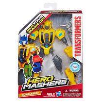 Hasbro Transformers Mashers Bumblebee, 7 Diferentes