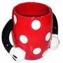 Taza Minnie Mouse Disney Coleccionable De Ceramica