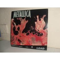 Vintage Metallica Articulo Promocional Load