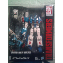 Transformers Generations Ultramagnus 3 Armada Combine Wars