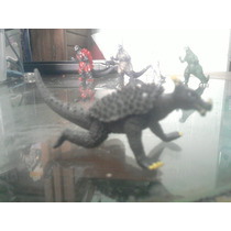 Godzilla Anguirus Gachapon Kaiju Ultraman Mazinger