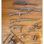 Sargento Stony Armas Y Accesorios Completos Marx Plastimarx