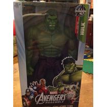 Hulk Avengers Mar El Modelo 2014