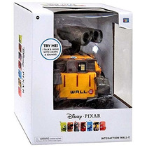 Disney Pixar Interactive Talking Wall-e
