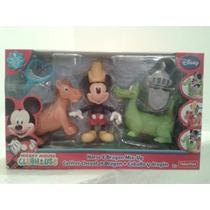 Mickey Mouse Clubhouse Disney Caballo Y Dragón