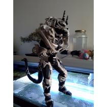 Godzilla Mounstruo X
