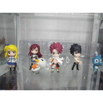 Coleccion De Figuras De Fairy Tail