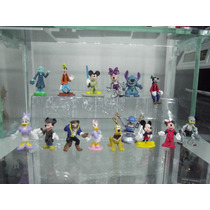 Coleccion De Mini Figuras De Disney Personajes