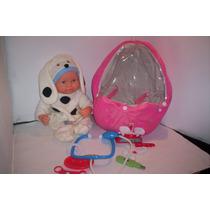 Nenuco Calenturita Y Tos Con Encubadora Y Accesorios