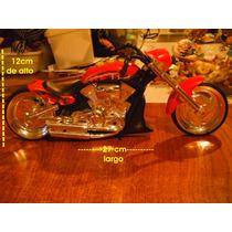 Motocicleta Luces Y Sonido