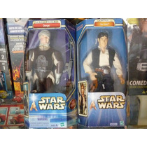 Han Solo Y Dengar 12 Pulgadas