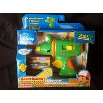 Handy Manny Spinner Desarmador Electrico Sonido Habla