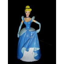 Hermosas Figuras De Recina Fina Aurora Y Cenicienta Disney