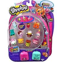 Shopkins Temporada 5 Pack 12 Piezas Figuras Paquete