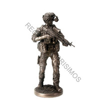 Figura Fuerzas Tácticas Especiales Call Of Dutynight Mission
