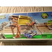 Remate Set De Juego Grande De Max Steel, 1,300$ Hm4