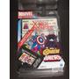 Magneto Y Capitan America Marvel Universe