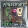 Minecraft Creeper Anatomy - Anatomia Creeper