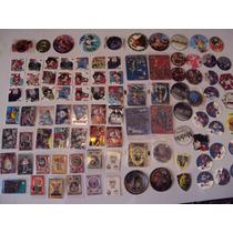 Tazos, Pokemon Y Màs De 35 Colecciones Lote 1 Y 2