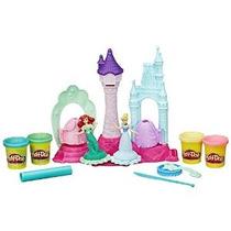 Play-doh Royal Palace Con Disney Princess