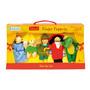 Títeres De Dedo - Peter Pan Set 5 Fiesta Crafts Para Niños