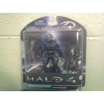 Halo 4 Spartan Soldier Master Chief Neca Mcfarlane Toys