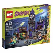 Lego Scooby Doo La Mansion Del Misterio