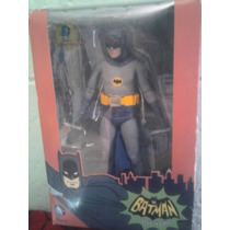 Batman Adam West Neca Liga De La Justicia Dc Comics