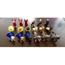Colección De Figurines Perros Disfrazados