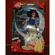 Princesa Bella Y Bca Nieves Disney Edicion Especial Porcelan