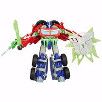 Transformers Beast Hunters Voyager Class 3 Optimus Prime