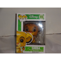 Figura Pop Simba De Disney Rey Leon.
