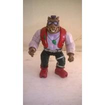 Tmnt Tortugas Ninja Mutatin Bebop Vintage 1992.