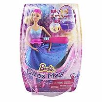 Muñeca Barbie Giros Magicos Mattel