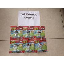 Lote De 6 Angry Birds Go! Telepods Kart Black Bird