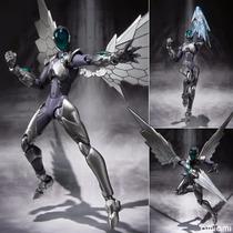 Figura S.h. Figuarts Silver Crow Bandai Accel World
