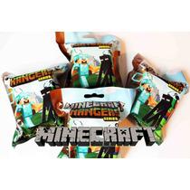Llaveros Minecraft Serie 2 Modelos Diferentes X Pieza