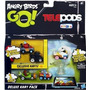 Angry Birds Go! Telepods Exclusive Deluxe Kart Paquete [5 Ka