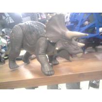 Dinoraiders Triceratops 2 Jurassick Park Dinosaurio Godzilla