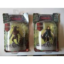 Narnia Figuras Minotauro Tyrus Príncipe Caspian Nuevas