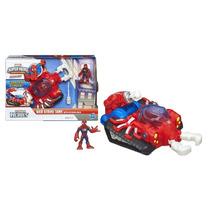Oferta Spider-man Tanque Lanza Un Aguijon Hasbro