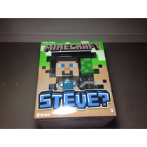 Minecraft Steve 6 Pulgadas De Alto - Vinil