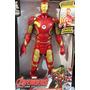 Iron Man Interactivo Titan Hero Tech Hasbro