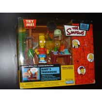 Bart Simpson Y La Casa Del Arbol