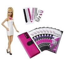 Barbie Moda Diseño Fabricante De Muñeca