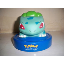 Pokemon Bulbasaur Lampara Night Light.