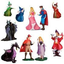La Bella Durmiente 10 Piezas Deluxe Figurine Set (v6025g0001