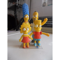 Los Simpson De Alambre