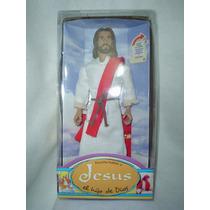 Jesus Parlante Articulado Nuevo Original Reza Padre Nuestro
